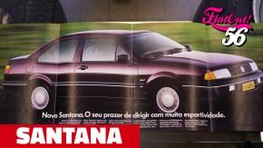 FlatOut 56 conta a história do Santana no Museu da Imprensa Automotiva!