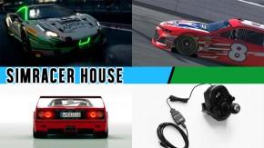 Roteiro de lançamentos do Assetto Corsa Competizione, atualização do iRacing, detalhes do Ferrari Essentials Pack para Project CARS 2 e muito mais!