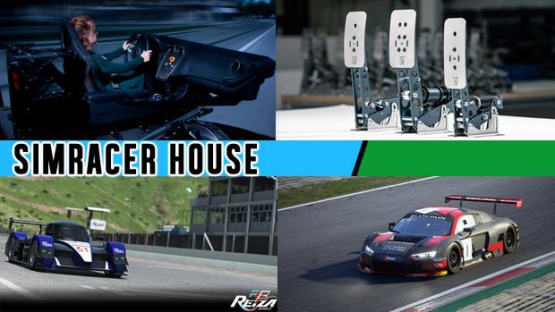 Por que cockpits menores são mais realistas, a lista completa de carros de Forza Horizon 4, os novos pedais Heusinkveld e mais!