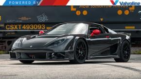 Rossion Q1R: este carro de corrida de fábrica com 327 cv e câmbio manual é um sonho purista de fibra de carbono