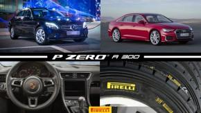 Mercedes Classe C ganha versão híbrida no Brasil, nova geração do Audi A6 estaráno Salão, Porsche promete manter comandos e câmbio manual em seus carros e mais!