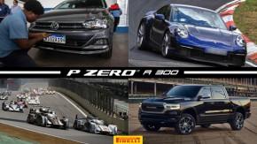 Placas Mercosul não podem ser multadas fora de seu estado, São Paulo terá WEC até 2025, Porsche 992 chega em novembro e mais!