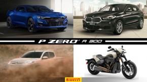 Novo Camaro no Salão do Automóvel, BMW X2 ganha versão flex, a linha 2019 da Harley no Brasil e mais!