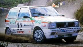 Jolly Club: quando o Fiat Uno competiu no Grupo A do WRC