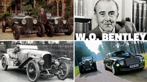 A história de W.O. Bentley, parte 1: o ajudante ferroviário que se tornou fabricante de automóveis