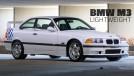 BMW M3 Lightweight: a versão aliviada de fábrica do icônico esportivo dos anos 90