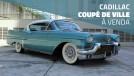 Este Cadillac Coupé de Ville 1957 foi todo restaurado, está impecável e pode ser seu