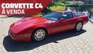 Este Chevrolet Corvette C4 1991 com 50.000 km rodados pode ser seu novo V8 americano