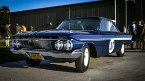 O dia em que Dan Gurney levou um muscle car americano à Inglaterra – e quase deu uma surra nos Jaguar