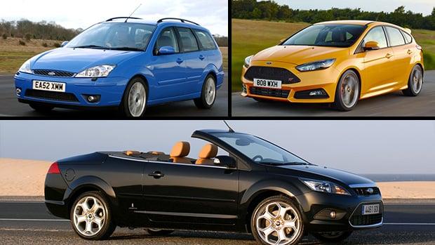 O fim do Ford Focus – parte 2: as versões que não tivemos no Brasil