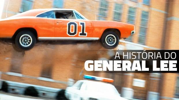 """General Lee: tudo o que você sempre quis saber sobre o """"outro"""" Dodge Charger mais famoso do mundo"""