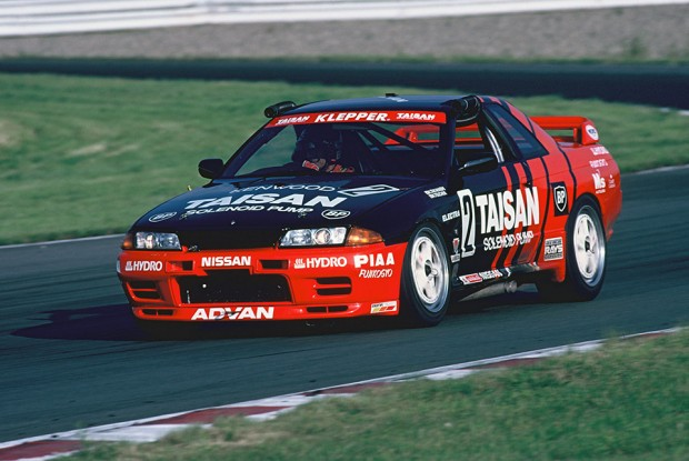 Nissan-Skyline-R32-GTR-Group-A-Taisan