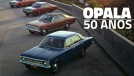 50 anos do Opala – Parte 1: o início nos anos 1960 e a consagração nos anos 1970