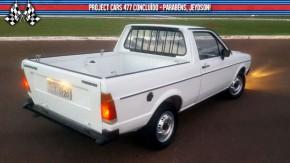 Project Cars #477: minha Saveiro LS 1983 aircooled está pronta!
