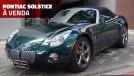 """Pontiac Solstice à venda: que tal ter """"o Mazda Miata americano"""" na sua garagem?"""