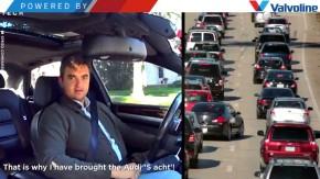 O que um alemão pensaria do trânsito americano (e brasileiro)?