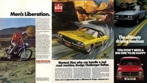 Propagandas antigas: alguns dos anúncios de carros mais legais dos anos 70 – parte 2
