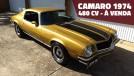 Este Chevrolet Camaro Type LT 1974 tem um V8 big block de 480 cv – e está à venda