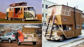 Trailers e motorhomes: como surgiram as casas sobre rodas?