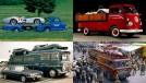 Race car transporters: os incríveis veículos que levavam os carros de corrida do passado para a pista – parte 1