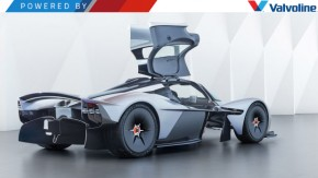 Canto do cisne: o ronco absurdo do Aston Martin Valkyrie e o último suspiro dos motores aspirados