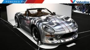 Series 2: o primeiro esportivo feito pela Shelby volta renovado e dá as caras em Paris