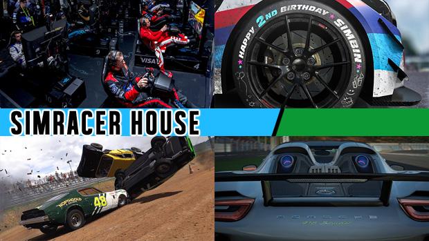 Automobilismo Virtual oficializado na Alemanha, novos trailers do GTR3 e The Grand Tour Game e mais!