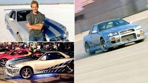 """A incrível história por trás do Nissan Skyline GT-R R34 de """"2 Fast 2 Furious"""""""