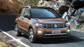 Volkswagen T-Cross é lançado com motor 1.4 turbo de 150 cv exclusivo para o Brasil