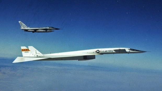XB-70 Valkyrie: o incrível avião dos anos 60 que quase foi o primeiro bombardeiro nuclear