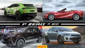 """Lamborghini Urus ganha versão oficial de corrida, Ferrari 812 terá versão Spyder, Ford Territory irá """"substituir"""" Focus e mais!"""