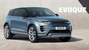 Range Rover Evoque chega a sua segunda geração com visual inspirado no Velar e powertrain híbrido – e vem para o Brasil em 2019