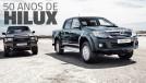 A história da Toyota Hilux, a indestrutível pick-up japonesa que dominou o mundo