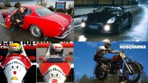 A nova geração do Corolla, um Porsche Cayman com motor de 911 Carrera S, o fim do museu de Donington eo melhor da semana no FlatOut e no YouTube do FlatOut