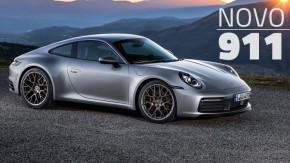 Porsche 992: oitava geração do 911 chega ainda mais inspirada nos clássicos aircooled