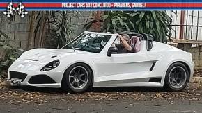 Project Cars 502: a conclusão do protótipo de rua do novo Puma