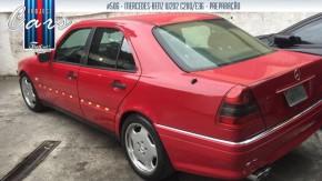 Project Cars #506: a conversão do meu Mercedes-Benz C280 em um C36 AMG
