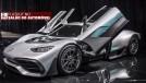 Mercedes-AMG One no Brasil: os detalhes do supercarro como você nunca viu