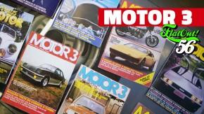 Motor 3: a melhor revista automotiva brasileira da década de 80 – e, provavelmente, da história | FlatOut 56