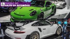 Porsche apresenta o 911 GT2 RS, GT3 RS e o novo Macan no Salão do Automóvel de São Paulo