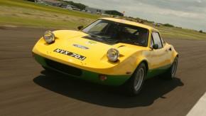 Ford GT70: o irmão menor do GT40 feito para disputar ralis