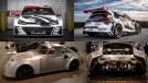 """Um Golf R de 540 cv e um Porsche 356 """"Outlaw"""" biturbo – dois monstros alemães no SEMA 2018"""
