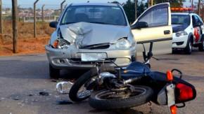 Colisão com moto é atropelamento? Não. Mas é preciso saber o que fazer