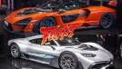Duelo do dia – especial Salão do Automóvel: você prefere o Mercedes-AMG One ou o McLaren Senna?