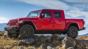 Jeep Gladiator: a picape do Wrangler finalmente é revelada – e nós já queremos uma