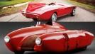 Estes carros assimétricos mostram que duas metades nem sempre são iguais