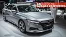 Nova geração do Accord é o destaque da Honda no Salão do Automóvel