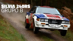 Nissan Silvia 240RS: um dos heróis esquecidos do Grupo B