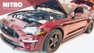 De volta aos anos 1960: que tal um Mustang de dez segundos com nitro e garantia de fábrica?
