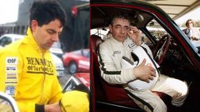 Do Mini Cooper ao McLaren F1: os carros (e as corridas) de Rowan Atkinson